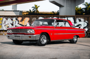 """Feature: The """"Original"""" 1963 Ford Galaxie"""
