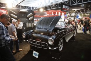 Craftsman's Corner - Kindig It Design's Restomod 1957 Corvette