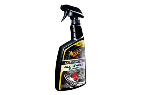 Meguiar's Introduces Their Ultimate All Wheel Cleaner
