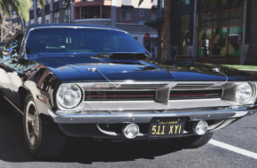 Mopar fanatics have a new book to buy: Mopar Muscle