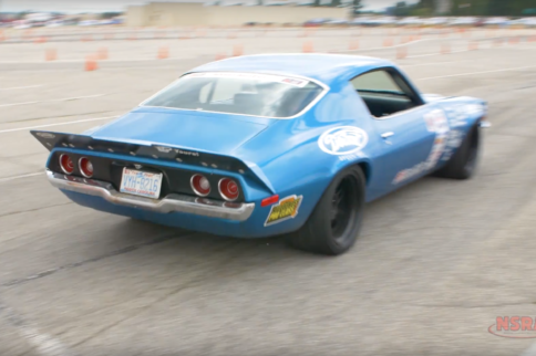 Streetkhana held at 44th Street Rod Nationals South NSRA event