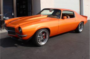 One Hot '71 Camaro Blends More Old And New Than Meets The Eye