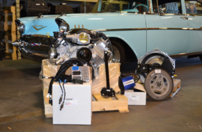 Throwback Thursday: A Look At Pace Performance's LS Crate Engines