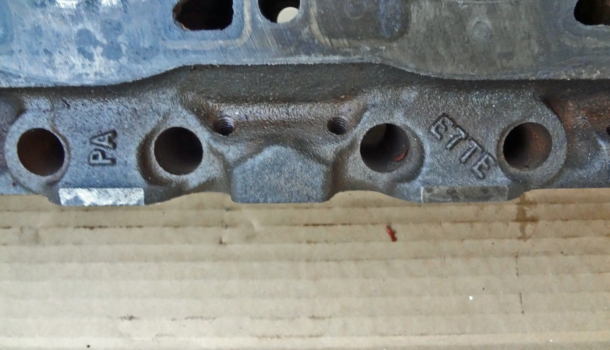 A Guide to Ford OHV Cylinder Head Casting Numbers