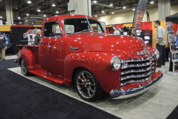 Schwartz Performance Rolls Out A New Build – A '53 Chevy Pickup