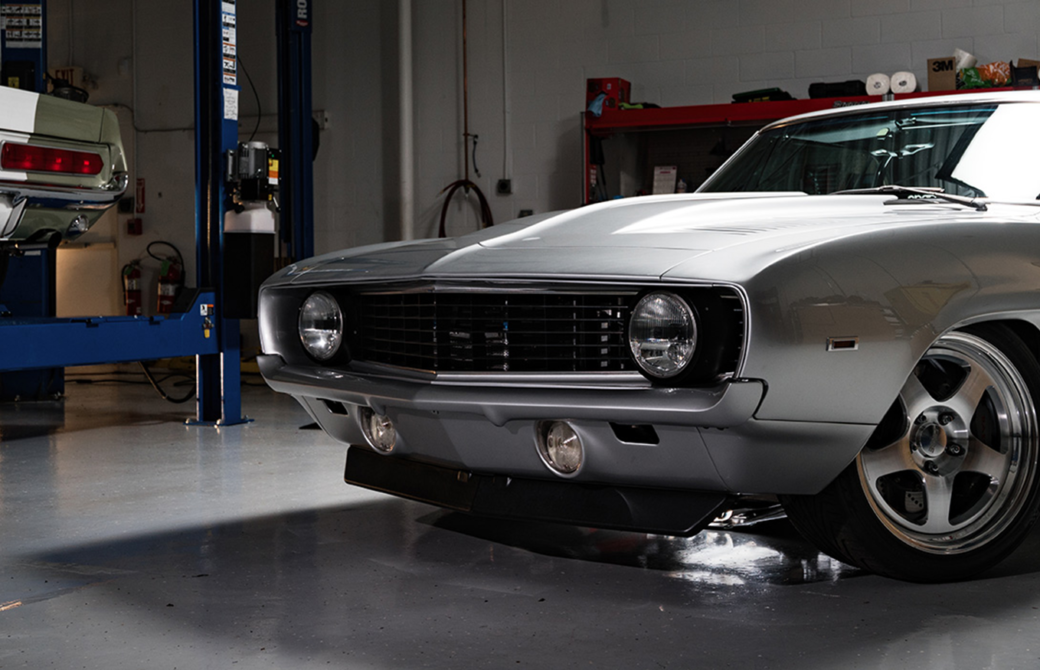 The Mule: 1969 Twin-Turbo Camaro That Redefined American Muscle