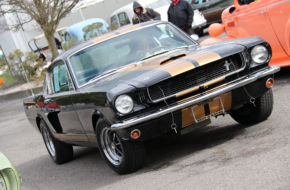 Trio Of Classic Mustangs Earn Highest Spring Carlisle Sale Prices