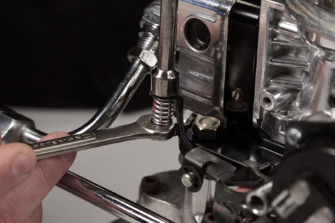 Video: How To Adjust the Accelerator Pump On A Holley Carburetor