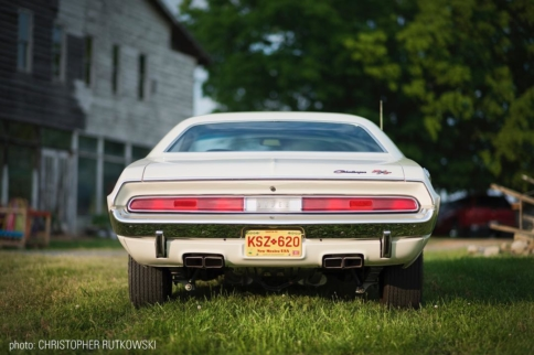 What happened to the 'Vanishing Point' Challenger?