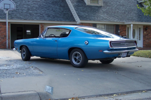 What Are You Working On? Rod Klein's '71 Barracuda