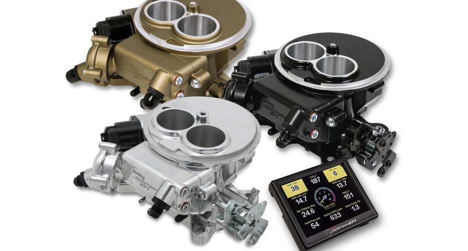 Holley Releases Sniper EFI 2300 2-Barrel Kits In Three Finishes