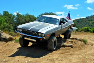 Craigslist Find: Off-Road capable 1972 Dodge Challenger