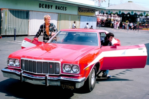 "Craigslist Find: 1976 Ford Gran Torino ""Starsky And Hutch"" Replica"