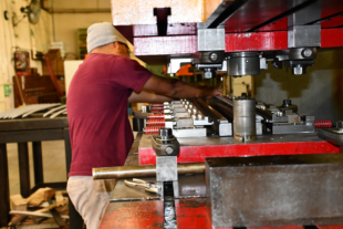 Stainless Stampings: Danchuk Discusses Making Show-Quality Trim