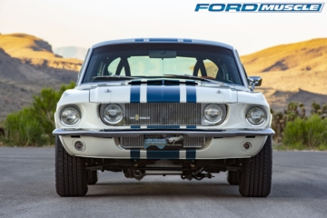 Shelby Reboots 1967 GT500 Super Snake & Series 2 Roadster