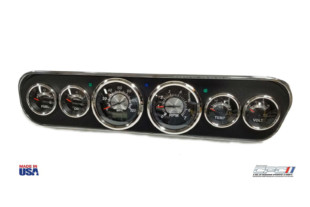 California Pony Cars Introduces 1965-66 Mustang Instrument Bezel