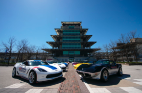 Corvette Pace Car Collection Rakes In Nearly $2 Million!