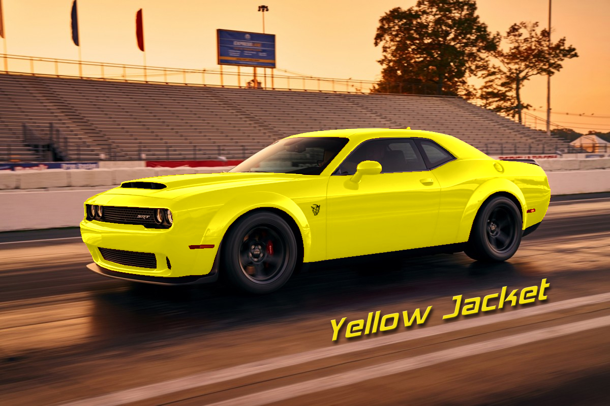 Demon-YellowJacket