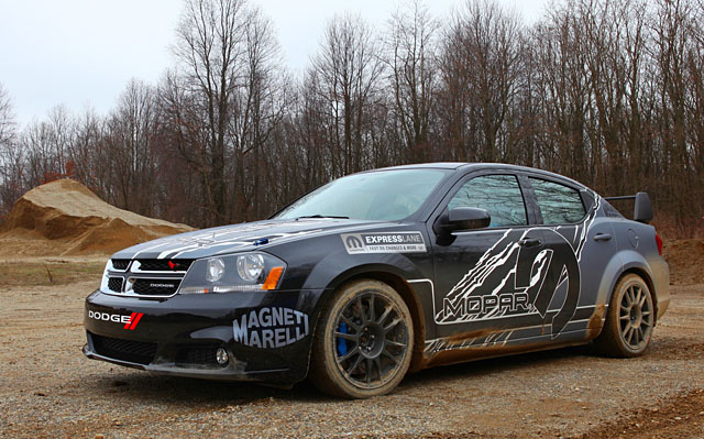 Worksheet. Dodge Avenger Rally Car Coming to New York Auto Show  Street Muscle