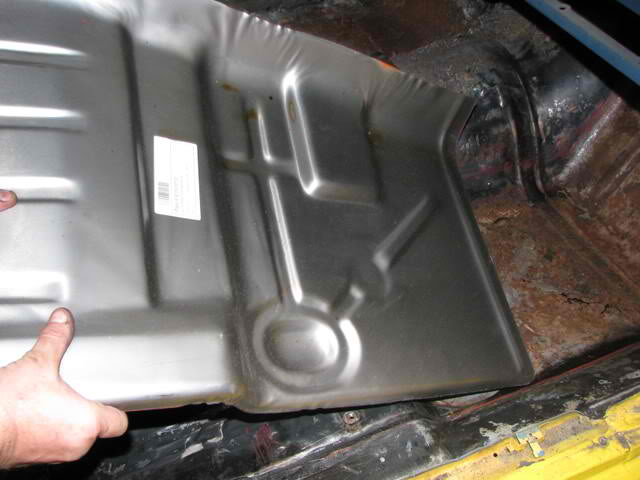 Project swinger update the prepaint metalwork recap for 1957 chevy floor pan replacement