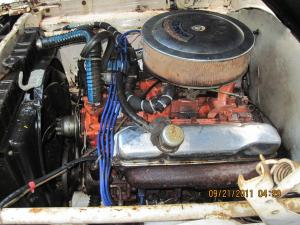 charger stockcar  engine
