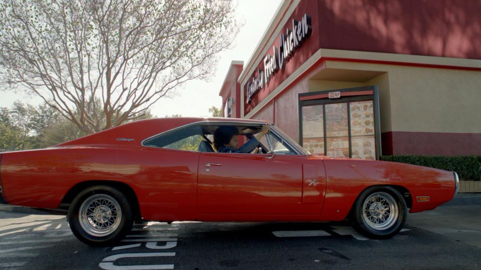 Win The '70 Dodge Charger From KFC Commercial Contest Fires Up